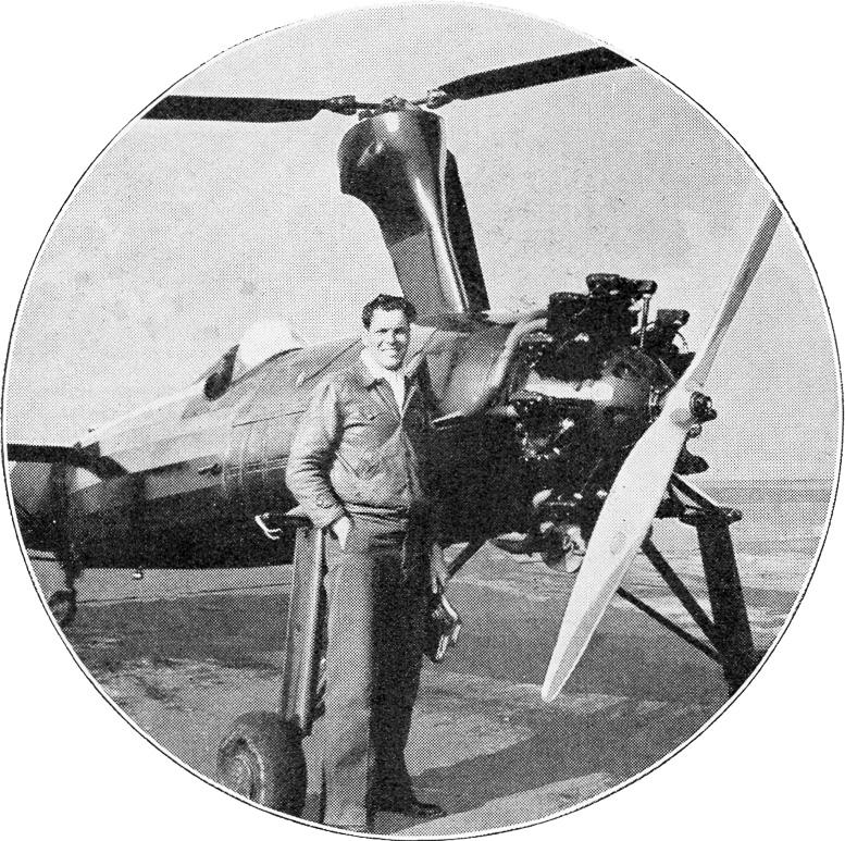John H Miller autogiro