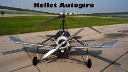Kellet K-2 K-3 Autogiro USAF