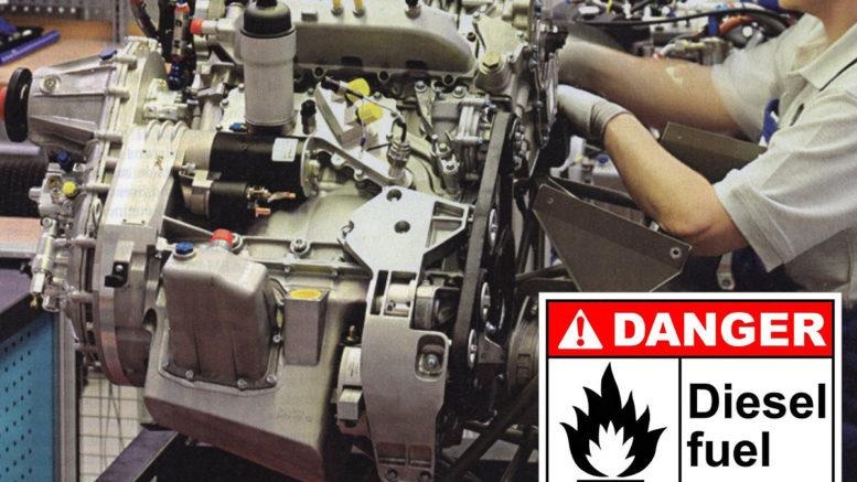 diesel aviation engines update