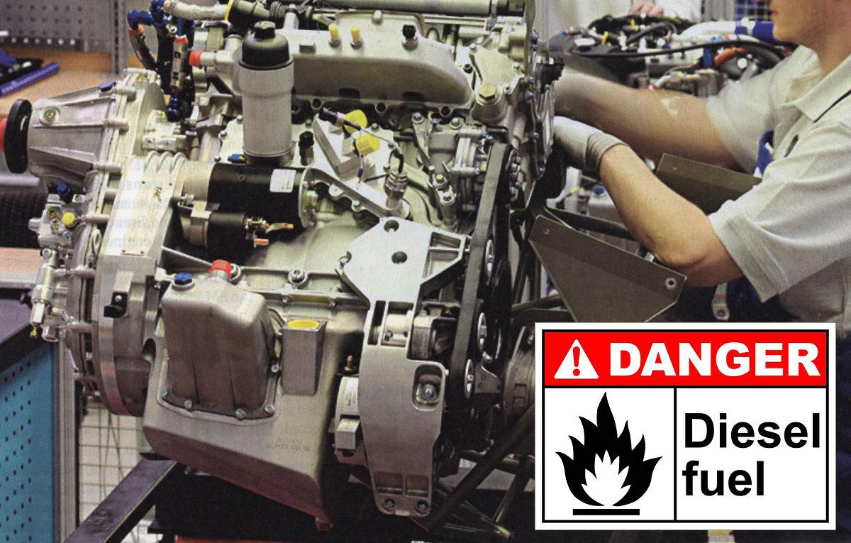Diesel Engine Revolution