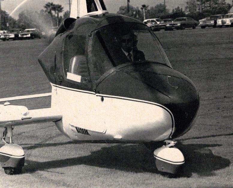 autogyro j2