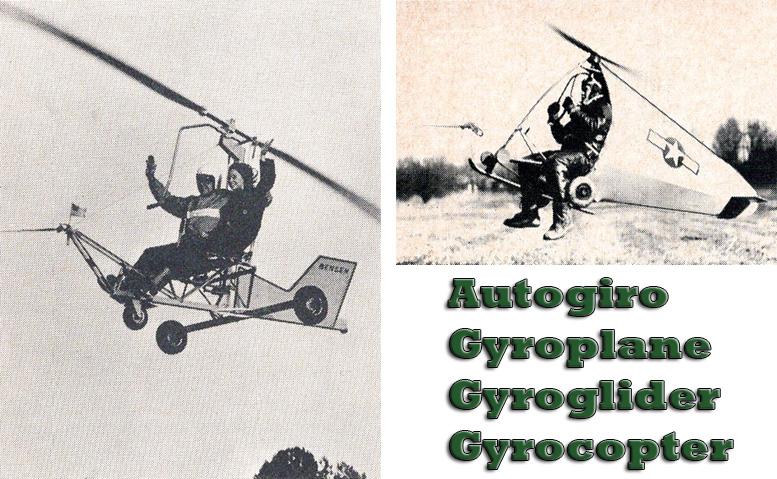 gyroglider history