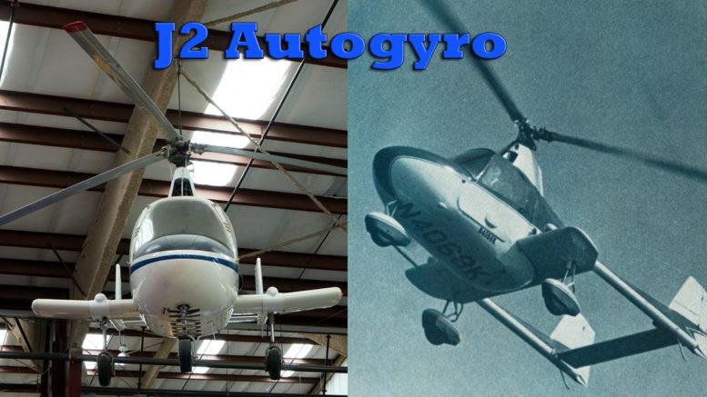 j2 autogyro revival