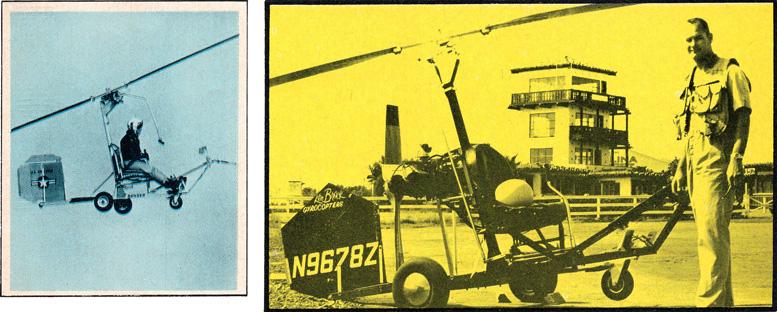 ken brock gyrocopter n9678z