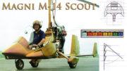 magni m 14 scout gyroplane