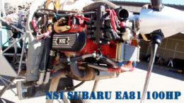 NSI Subaru EA81 100HP