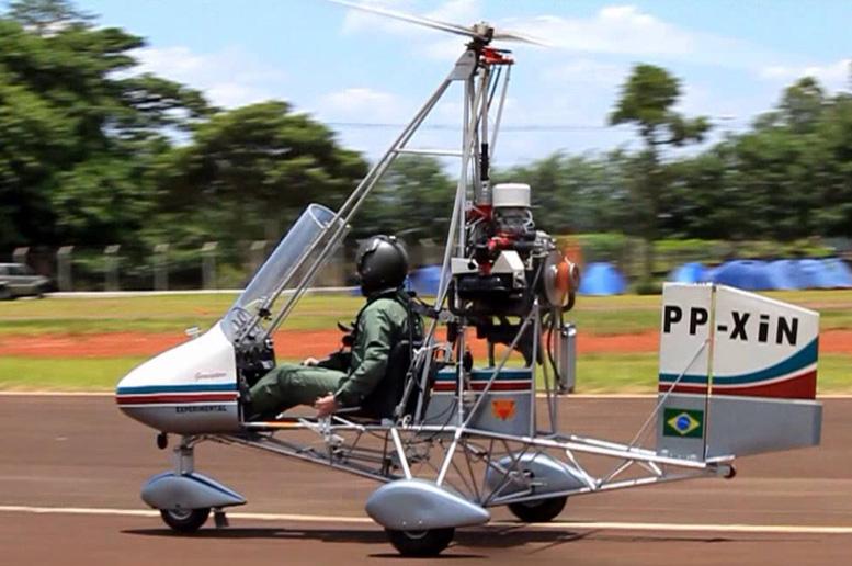 gyrocopter builder