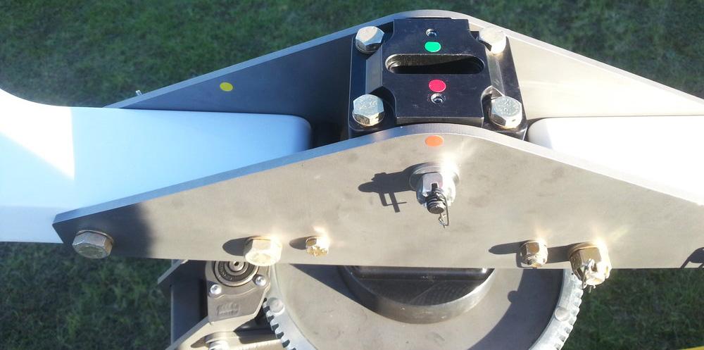 gyrocopter hub bar