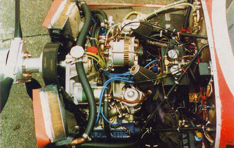 subaru stratus cessna 150 engine