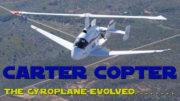 carter copter gyroplane