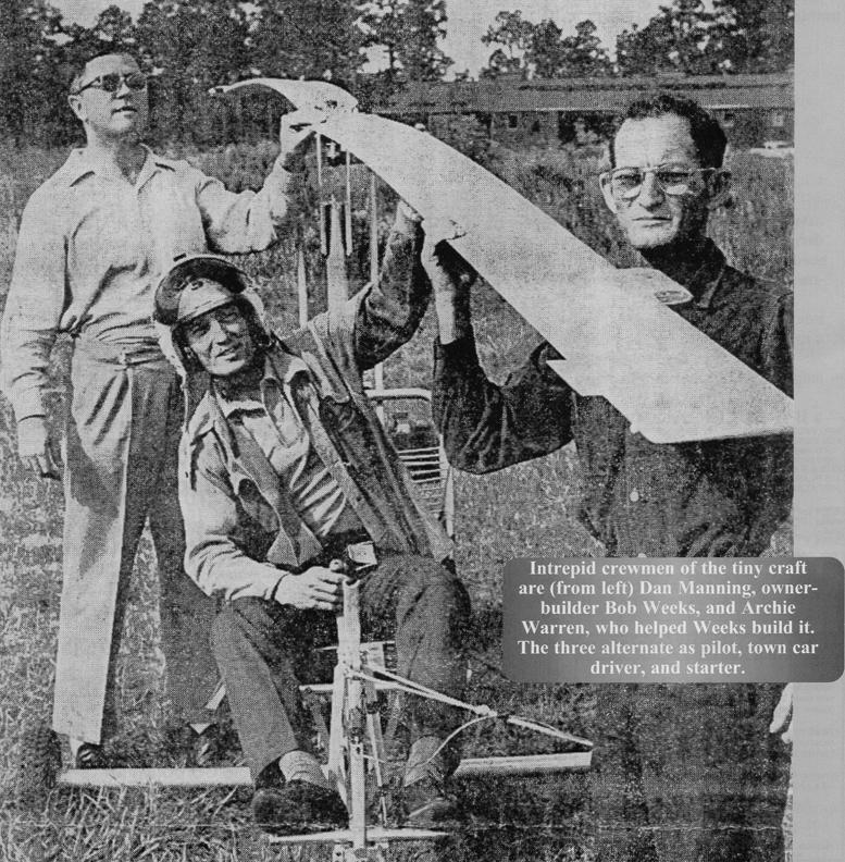 gyroglider pilots