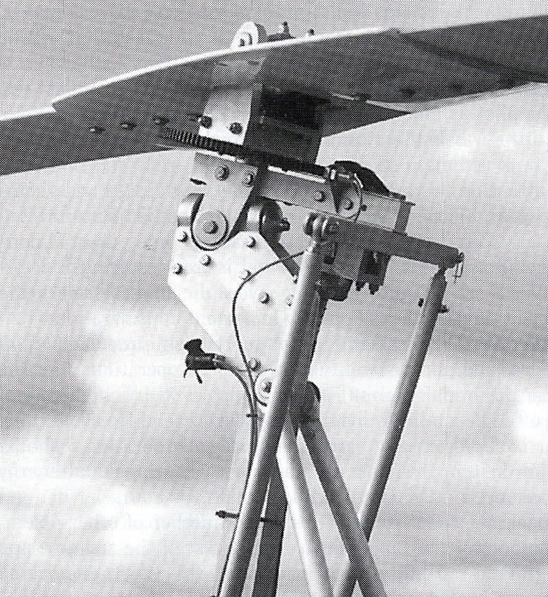 sport copter rotorhead