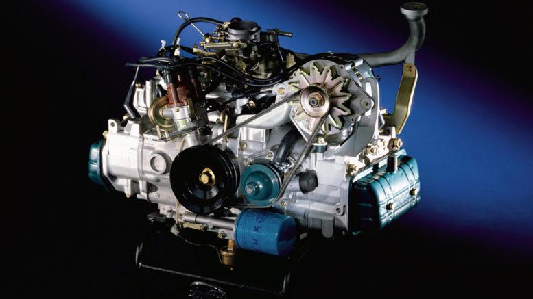 subaru ea81 engine