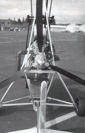 vortex gyroplane propeller