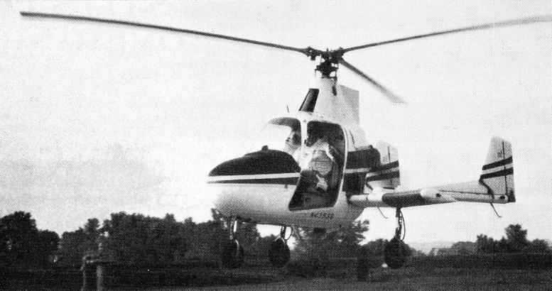 J-2 gyrocopter
