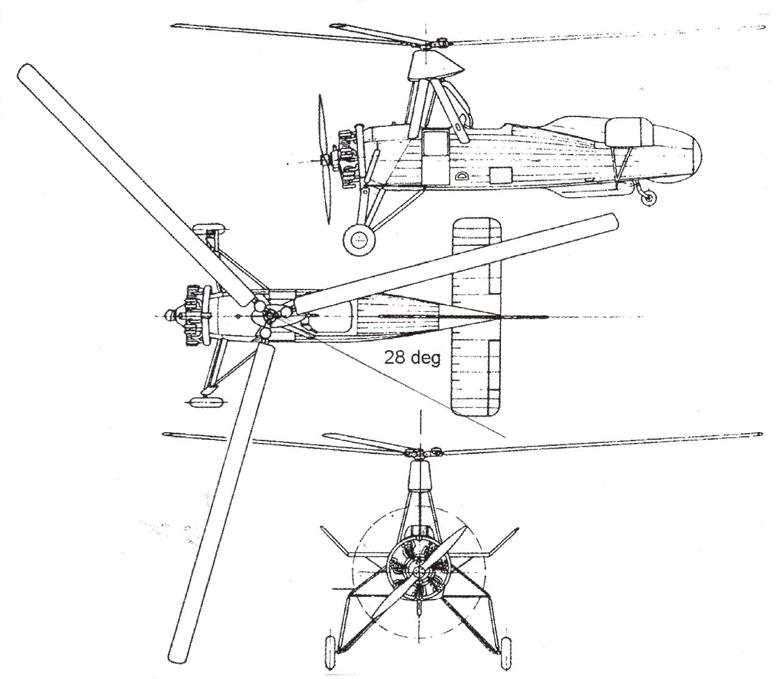 c-30 rota autogiro