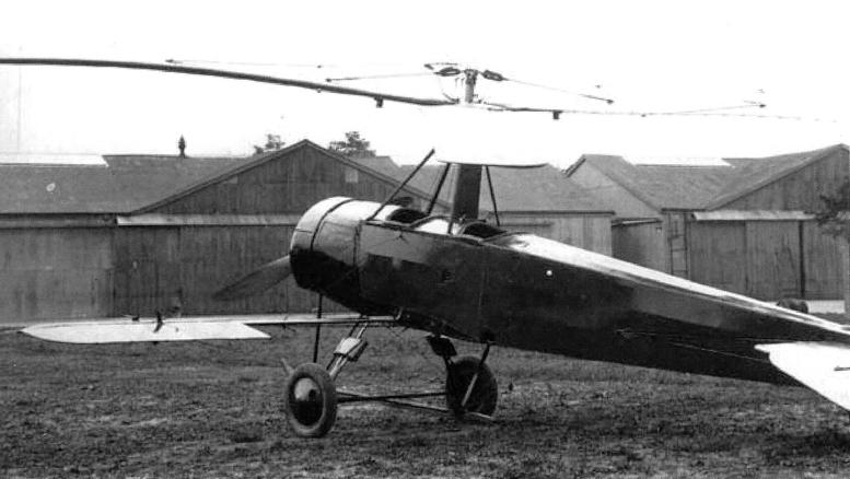 cierva c-6 autogiro