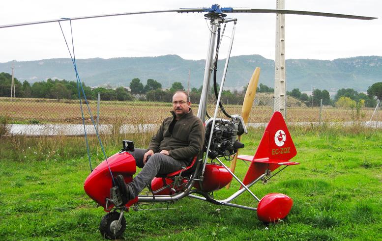 european gyrocopter