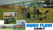 gyrocopter flyin 1987
