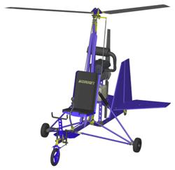 Hornet Gyrocopter Plans Online