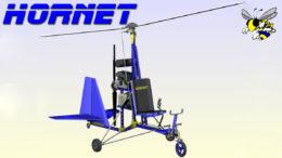 buy hornet gyrocopter plans download